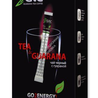 GTC Retail  Чай ИН-СТИК черный индийс. с гуараной 2гр*15стик/12