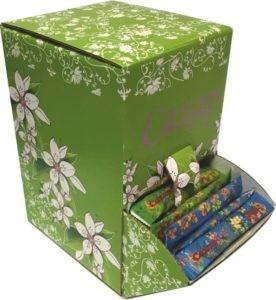 Сахар порционный 200 шт  в коробке 1кг